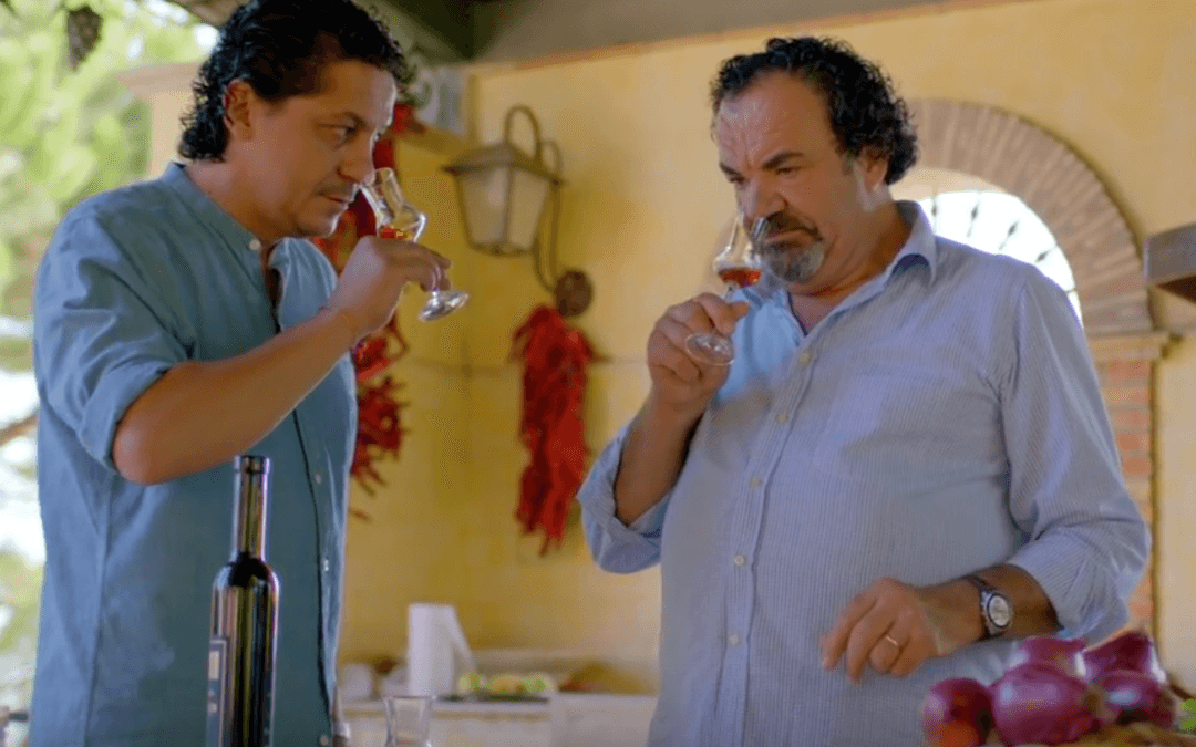 Moscato di Saracena featured on 'The Wine Show'