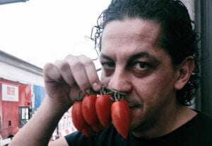 francesco mazzei with the torpedino