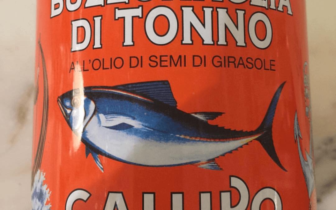 Tuna, tuna, tuna.