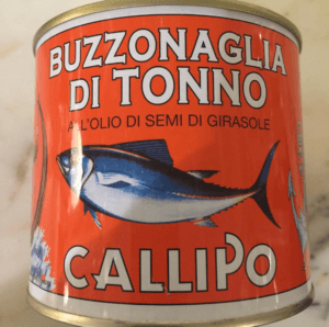 callipo, tuna, san francesco